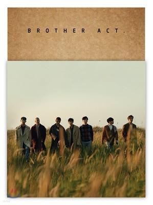 비투비 (BTOB) 2집 - Brother Act.