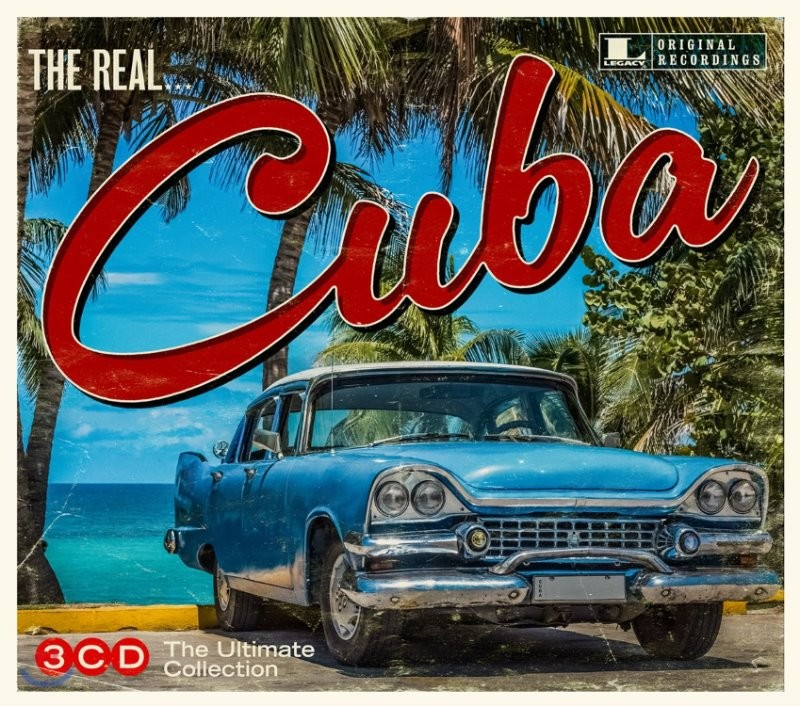 쿠바 음악 모음집 (The Ultimate Cuba Collection: The Real... Cuba)