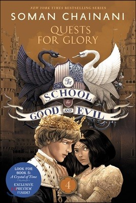 The School for Good and Evil #4 : Quests for Glory