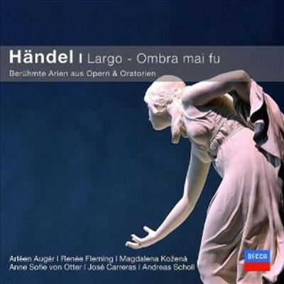 헨델 - 유명 작품집 (Handel - Largo, Ombra Mai Fu) - Janet Baker