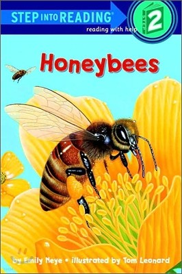 Step Into Reading 2 : Honeybees