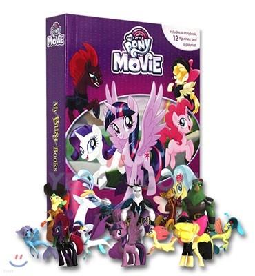 My Little Pony The Movie My Busy Book 마이 리틀 포니 무비 비지북