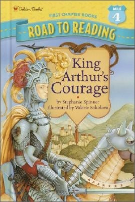 Road to Reading : King Arthur's Courage