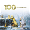 �ٷ�ũ ���� ����Ʈ 100 (100 Best Baroque) (6CD Boxset) - ���� ���ְ�