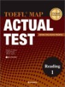 TOEFL MAP ACTUAL TEST Reading Book 1