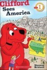 Scholastic Reader Level 1 : Clifford Sees America