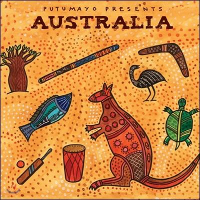 Putumayo presents Australia (푸투마요 프레젠트 오스트레일리아)