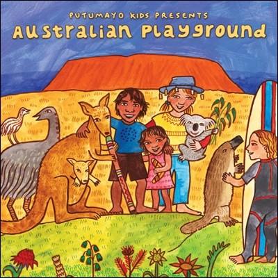 Putumayo Kids presents Australian Playground (푸투마요 키즈 프레젠트 오스트레일리안 플레이그라운드)