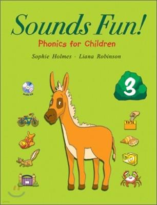 Sounds Fun! 3 : Phonics for Children