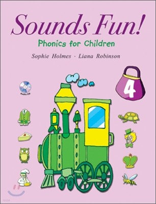 Sounds Fun! 4 : Phonics for Children
