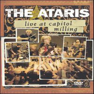 Ataris - Live At Capitol Milling (DVD)(2003)