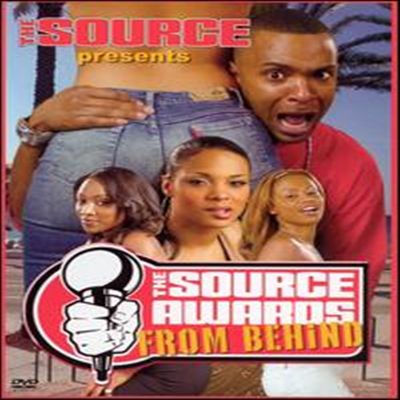 Various Artists - The Source Awards : From Behind (DVD)