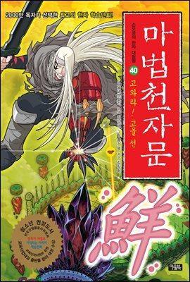 마법천자문 40권