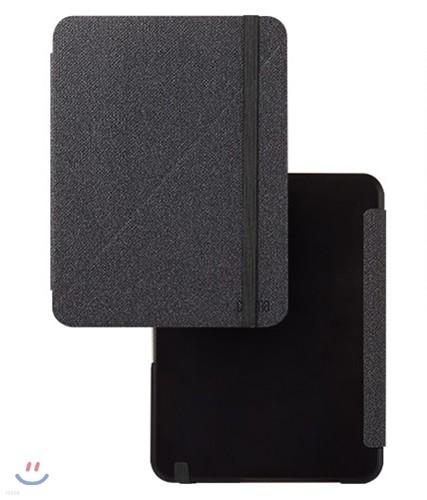 크레마 그랑데 스탠딩 케이스 : 그레이 (앞면) + 블랙 (뒷면)