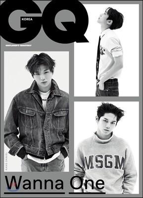 GQ KOREA 지큐 코리아 (월간) : 11월 [2017]