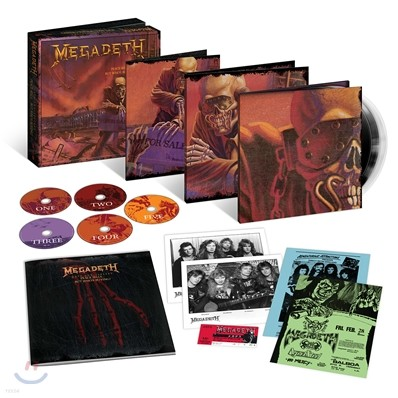 Megadeth - Peace Sells But Who's Buying? (25th Anniversary Collector's Edition)