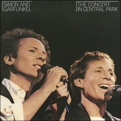 Simon & Garfunkel - The Concert In Central Park 사이먼 앤 가펑클 라이브 앨범 [2LP]