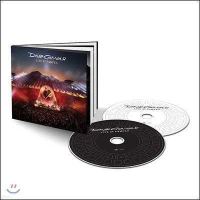 David Gilmour - Live At Pompeii (데이빗 길모어 2016년 폼페이 원형극장 라이브)