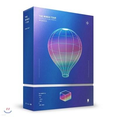 방탄소년단 (BTS) - 2017 BTS Live Trilogy EpiSode III The Wings Tour in Seoul Concert  DVD