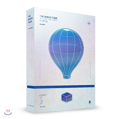방탄소년단 (BTS) - 2017 BTS Live Trilogy EpiSode III The Wings Tour in Seoul Concert  Blu-ray