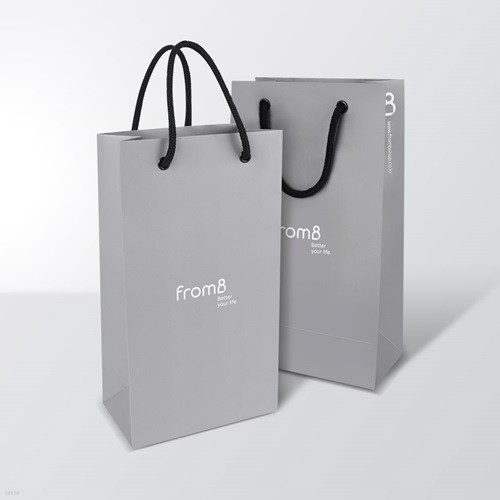 프롬비 디럭스S 선물 포장봉투 / 종이가방