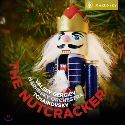 Valery Gergiev 차이코프스키: 발레 '호두까기 인형' (Tchaikovsky: The Nutcracker) [그린 & 레드 컬러 2LP]