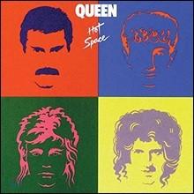 Queen - Hot Space 퀸 9집
