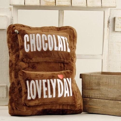 Choco Cushion 초콜렛쿠션(브라운)
