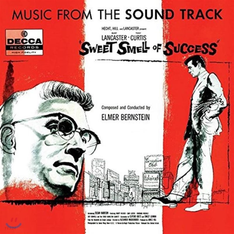 성공의 달콤한 향기 영화음악 (Sweet Smell Of Success OST by Elmer Bernstein & Chico Hamilton)