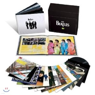The Beatles - Stereo Vinyl Box Set (비틀즈 리마스터 스테레오 LP 박스세트)