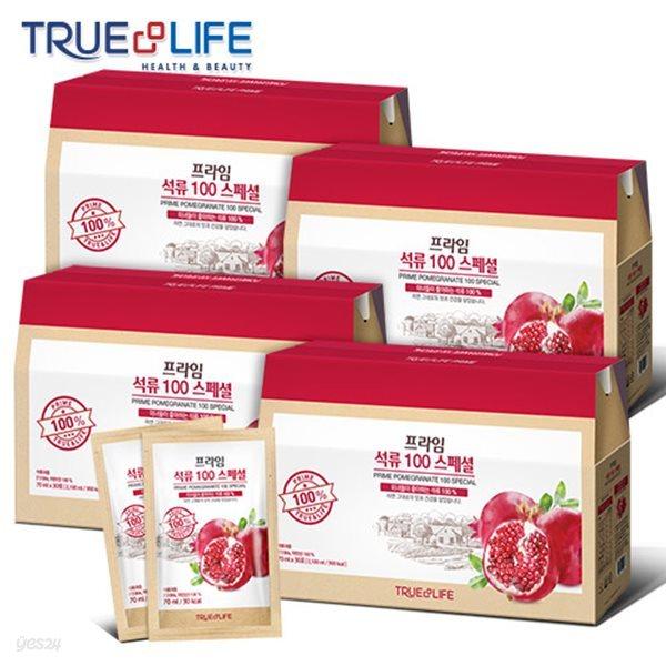 트루앤라이프 프라임 석류 100 스페셜 3+1 (총120포)