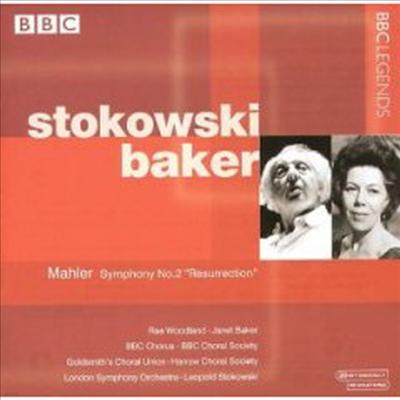 말러 : 교향곡 2번 '부활' (Mahler : Symphony No.2 'Ressurection') (2CD) - Leopold Stokowski