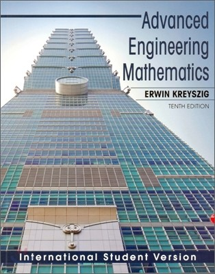 Advanced Engineering Mathematics, 10/E
