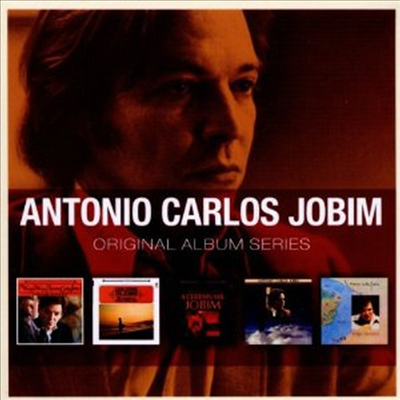 Antonio Carlos Jobim - Original Album Series (5CD Box-Set)