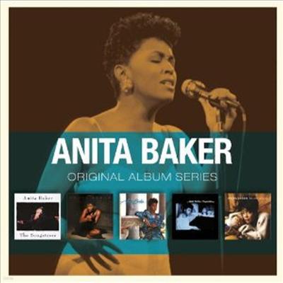 Anita Baker - Original Album Series (5CD Boxset)