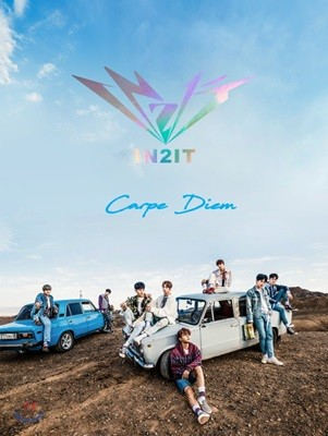인투잇 (IN2IT) - Carpe Diem [B ver.]