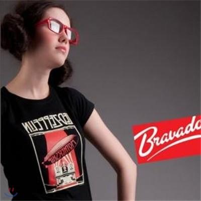 레드제플린 Led Zeppelin Mothership 12962201 여성용 티셔츠