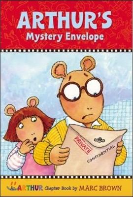 Arthur Chapter Book 1 : Arthur's Mystery Envelope