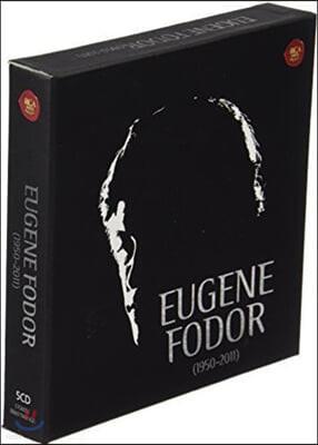Eugene Fodor 유진 포더 바이올린 연주 모음집 (1950-2011)