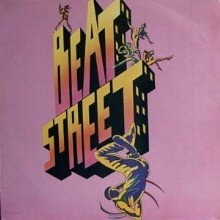 [LP] O.S.T. - Beat Street