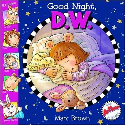 Good Night D.W.