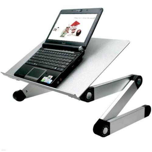 노트북 변신 테이블 1세대 - 실버