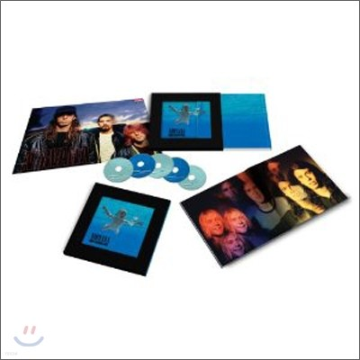 Nirvana - Nevermind (20th Anniversary Super Deluxe Edition)