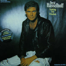 (LP) David Hasselhoff - Looking For Freedom