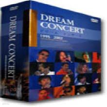 (DVD) 드림 콘서트 DREAM Concert DVD 1995~2002, dts (일반판:7Disc)