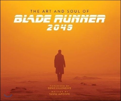 [예약판매] Art and Soul of Blade Runner 2049