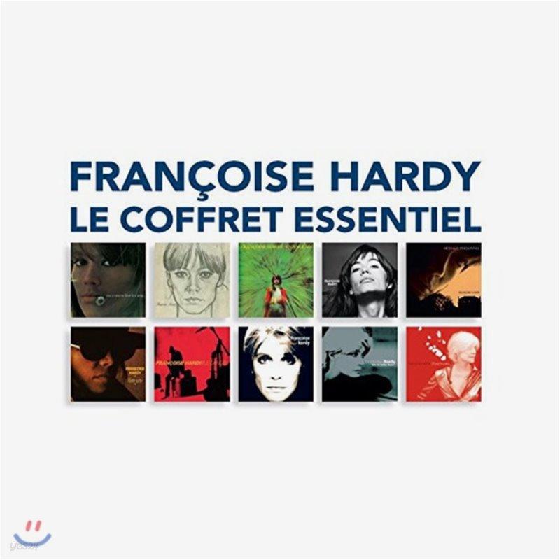 Francoise Hardy - Le Coffret Essentiel 프랑수아즈 아르디 에센셜 앨범 모음 박스세트