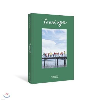 세븐틴 (Seventeen) 2집 - Teen, Age [Green ver.]