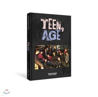 세븐틴 (Seventeen) 2집 - Teen, Age [RS ver.]