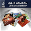 Julie London - 8 Classic Albums (Remastered)(4CD Box set)